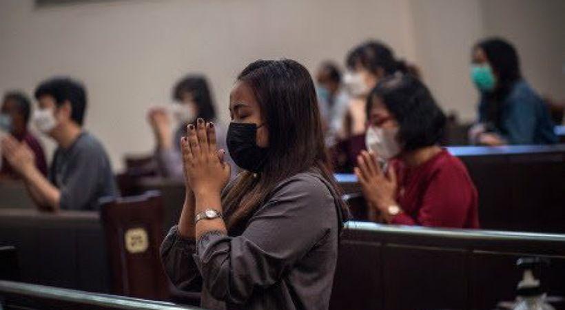 المسيحية تنمو بنسبة 1٪ تقريبًا في إندونيسيا ذات الأغلبية المسلمة
