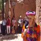 السلطات الإيرانية تلاحق إمرأة قامت بالغناء للسياح ومدعي عام أصفهان يعلن عن فتح ملفّ لها