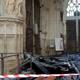 لاجئ رواندي يعترف بإشعاله النار بكاتدرائية نانت التاريخية في فرنسا