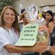 المئات من اولياء الامور لطلاب المدارس المسيحية يتظاهرون امام بيت وزير المالية في حيفا