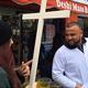 ماذا يحصل عندما يدخل المسيحيون الى احياء اسلامية في بريطانيا