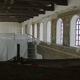 اكتشاف فسيفساء تاريخية في كنيسة بيت لحم
