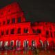 جمعية تابعة للفاتيكان تصبغ معالم أثرية بالأحمر لأجل المسيحيين المضطهدين
