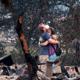 الولايات المتحدة: الكنائس تساعد المتضررين من جراء حرائق الساحل الغربي