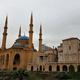 تركيا تبدي رغبتها بإعادة إعمار وترميم مسجد وكاتدرائية وسط بيروت