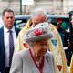 الملكة  إليزابيث تشارك بقداس أقيم بمناسبة الذكرى الـ 750 لتأسيس كنيسة وستمنستر