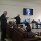 إفتتاح نادي بيت الحكمة في قاعة الكنيسة المعمدانية باللويبدة