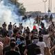 90 قتيلاً في تظاهرات العراق والمسيحيون يتفاعلون مع الحراك الشعبي