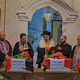 مقتل 4 أطفال وامرأة جراء سقوط قذائف على كنيسة في سورية