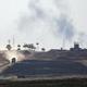 الجيش التركي يقصف قرية مسيحية ومحيطها في سوريا