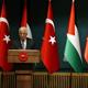 الرئيس الفلسطيني يُهنئ أردوغان بتحويل آيا صوفيا لمسجد
