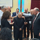 كنيسة جماعات الله في الأراضي المقدسة تحتفل برسامة الأخ عنان نجار قسًا