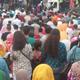 صور اختلاط الرجال بالنساء أثناء صلاة عيد الاضحى تثير ضجة في مصر