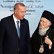 أردوغان يشارك بوضع حجر الأساس لكنيسة للسريان الأرثوذوكس الأولى في تركيا