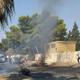 سوريا: سقوط قتلى وجرحى بانفجار سيارة مفخخة في حي ذي أغلبية مسيحية بالقامشلي