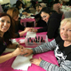 كنيسة الهنا الصالح تقوم بفعالية للنساء بمناسبة عيد الأم