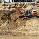 حالة استياء وسخط لاستمرار أعمال الحفر والهدم في موقع اكتشاف كنيسة أثرية بغزة
