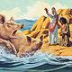 إشارات إلى العهد القديم – سادسًا: يسوع يشفي بكلمة