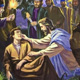 إشارات إلى العهد القديم ج21 بدء قِصّة آلام المسيح