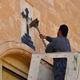 كما ابليس هكذا يكره الدواعش الصليب: حملة داعشية لتحطيم الصلبان في العالم