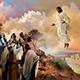 ارْتَفَعَ وَهُمْ يَنْظُرُونَ: صعود الرّب يسوع إلى السّماء