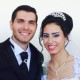 تهنئة للأحباء مجد شوفاني و ايمان عبيد بمناسبة زفافهما