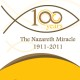 مشاركه رفيعة المستوى في احتفالات 100 عاما للخدمة المعمدانية في الأراضي المقدسة