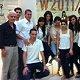المعمدانية تفوز بالمرتبة الاولى قطريًا في مشروع  المبادرون الشباب