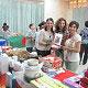 افتتاح بازار الميلاد في المدرسة المعمدانية