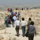 طلاب كلية بيت لحم للكتاب المقدس فرع الشمال يقومون برحلة لبيت لحم وضواحيها