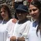 معمودية 5 اشخاص من قرية البقيعة في نهر الاردن