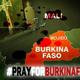 فرار مئات من المسيحيين بعد هجمات دموية بمنطقة الساحل في شمال بوركينا فاسو