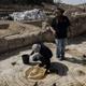 خبراء: كنيسة الشهيد المجيد التي اكتشفت في بيت شيمش عمرها 1500 عام