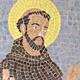 افتتاح معرض التراث المسيحي للفسيفساء، للفنان الشاب لؤي الياس في شفاعمرو
