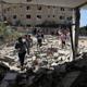 مقتل اول مسيحية في القصف الاسرائيلي على قطاع غزة