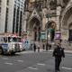 مسلح يطلق النار بعد انتهاء حفل عيد الميلاد في كاتدرائية بمدينة نيويورك