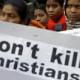 موقع يتناول المناطق التي تمثل معاناة للمسيحيين