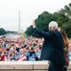 مايك بنس في مسيرة صلاة فرانكلين غراهام: أمريكا أمة من المؤمنين