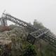 فرنسا: تخريب الصليب الموجود على قمة جبل القديس لوب والذي يُعد رمزًا مهمًا لسكان هيرولت