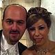 تهنئة للاحباء الدكتور فادي وزوجته الدكتورة رزان بمناسبة زواجهما