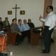 رابطة الكنائس المعمدانية  تستضيف الخدام الانجيليين في خدمة فطور في الناصرة