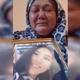 والدة تبكي بمرارة بعد ان قام أردوغان باصطحاب قاتل ابنتها في افتتاح آيا صوفيا