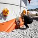 إيطاليا تحيي ذكرى مرور عام على انهيار جسر جنوى مع قرع أجراس الكنائس