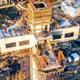 بالفيديو.. لبنان يشيّد أكبر مبنى على شكل صليب في العالم