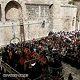 سائح يحاول طعن شرطي إسرائيلي بكنيسة القيامة
