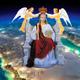 المسيح يُتَوَّجُ مَلِكًا على السعودية