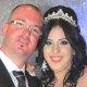 تهنئة للاحباء جوني عواد وزوجته رغده درزي بمناسبة زواجهما