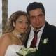 حفل زفاف الأخ كارم يوسف مطر على الأخت دورين عفيف سابا