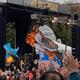 'دعونا نعبد': الآلاف يرفعون اسم يسوع في رالي العبادة في ناشونال مول في العاصمة واشنطن