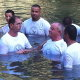 كنيسة الاخوة تقوم بخدمة المعمودية في نهر الاردن – يردنيت